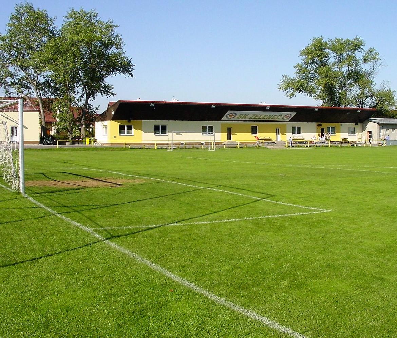 V pondělí 11. 5. se otevírají sportoviště v areálu SK Zeleneč