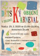 pozvánka karneval
